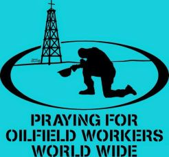 praying for oilfield